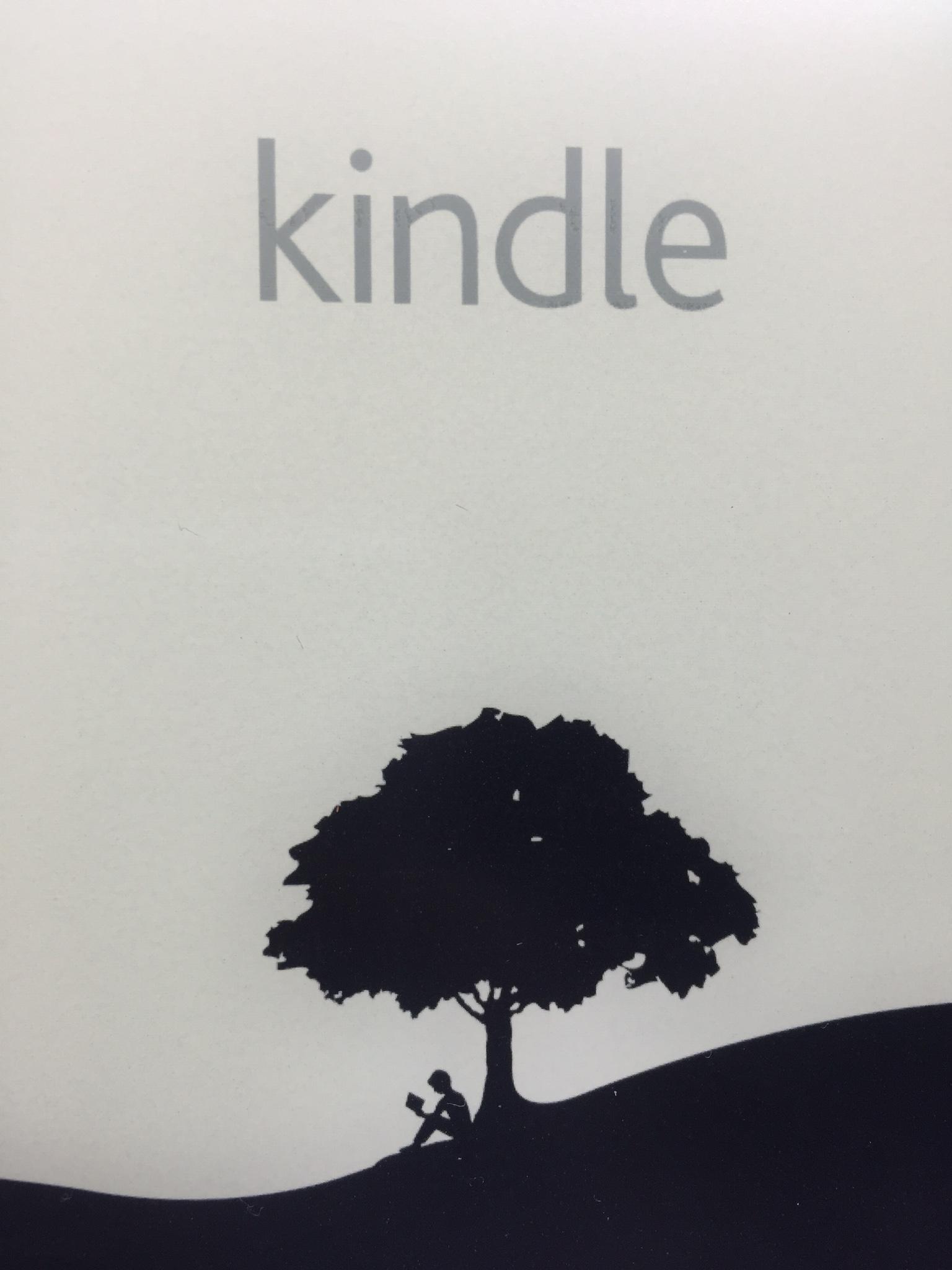 【小技】Kindleで本を読んでるときに出る左下の表示を消したいときの対処法