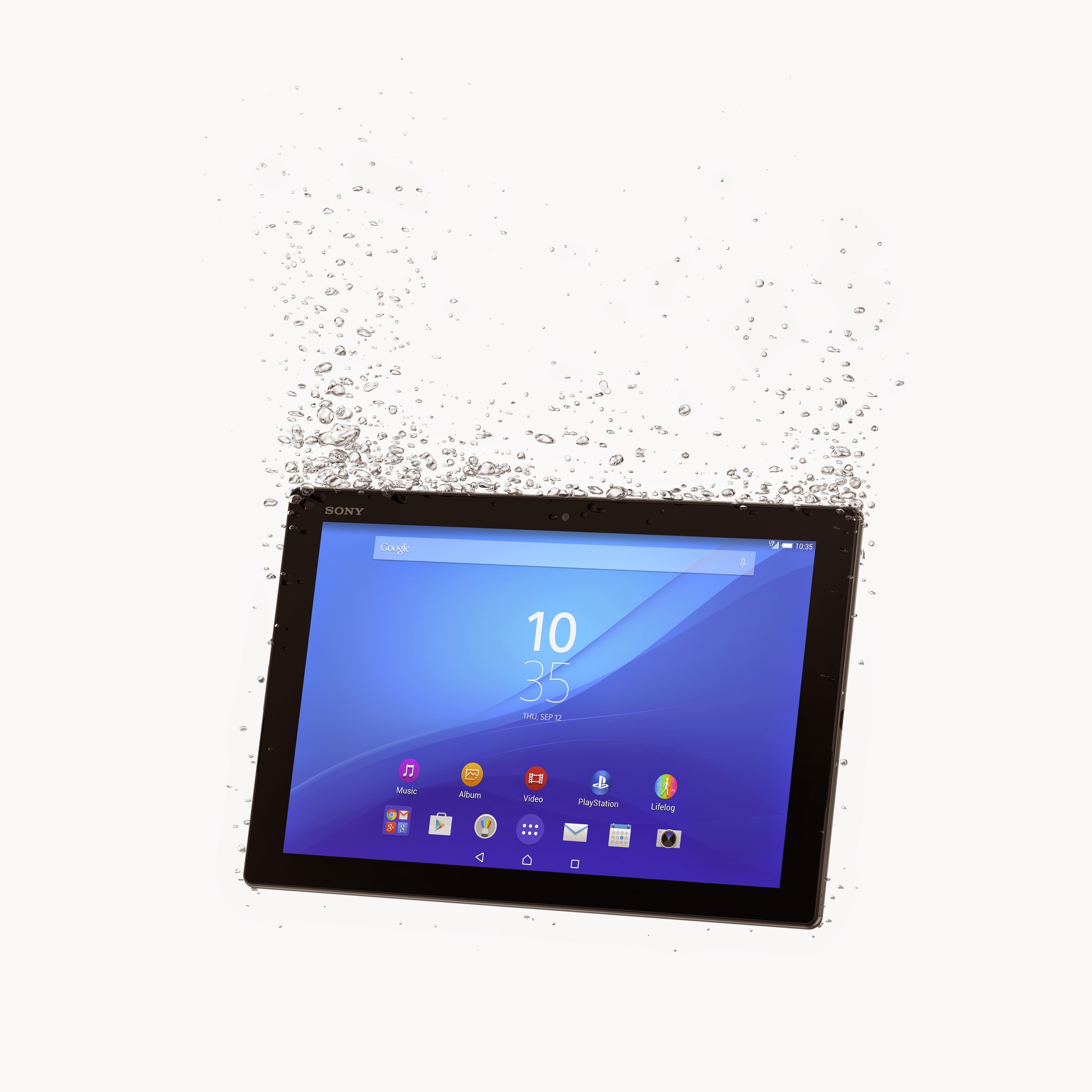 どっち買うべき!?Xperia Z4 TabletとiPad Air2 を比較してみた