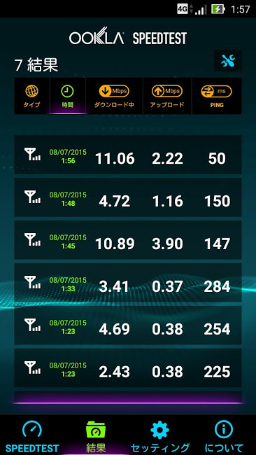 bmobile-speedtest